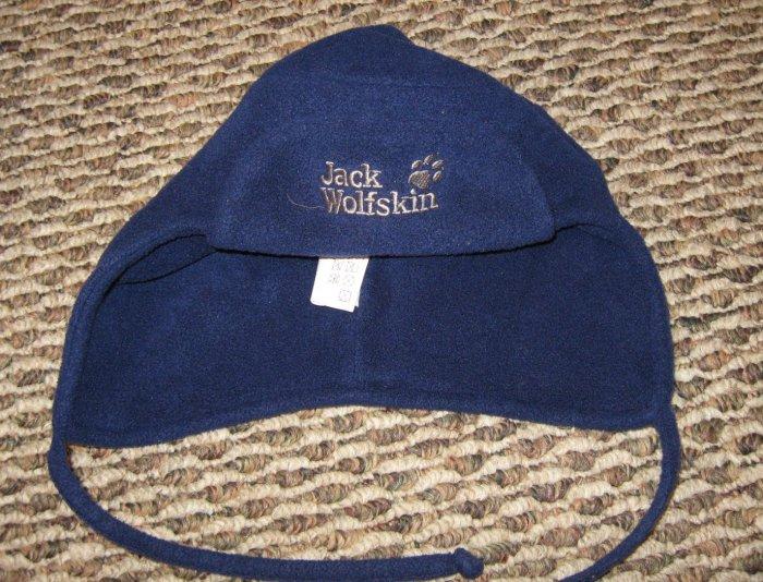 Jack Wolfskin Blue Winter Infant Hat