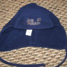 Jack Wolfskin Blue Winter Infant Hat