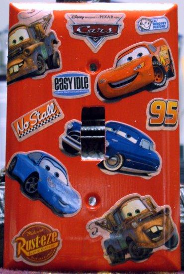 Cars Movie Single Toggle Cover