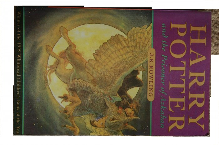 HARRY POTTER AND THE PRISONER OF AZKABAN   3RD Edition!!!