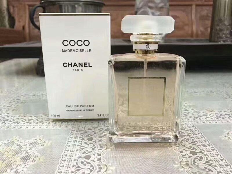 a8e5d61baece COCO MADEMOISELLE Eau De Parfum Spray 100ml (3.4 Oz) EDP Perfume