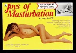 Adult Book For Her - THE JOYS OF MASTURBATION