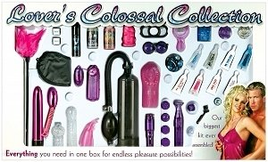 Lover's Colossal Collection