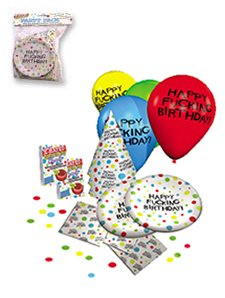 ADULT NOVELTY  PARTY PACK