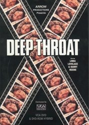 DEEP THROAT - DVD Classic Adult
