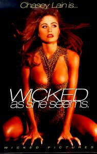 Chasey L in Wicked as She Seems - DVD