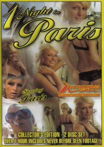 1 Night in Paris - DVD