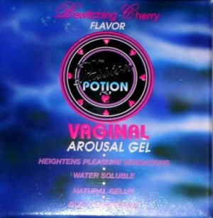 Passion Potion Gel