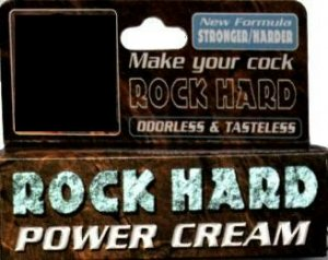 RockHard Power Cream
