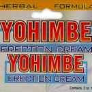 Yohimbe Erection Cream