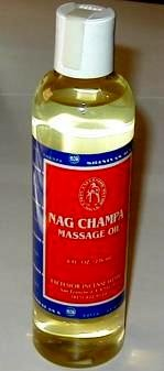 Nag Champa Oil