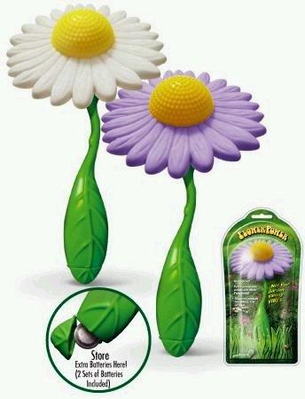 Flower Power White Petal