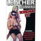 Leather Beginners Bondage Kit
