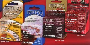 Cola Flavored Condom 3 pack