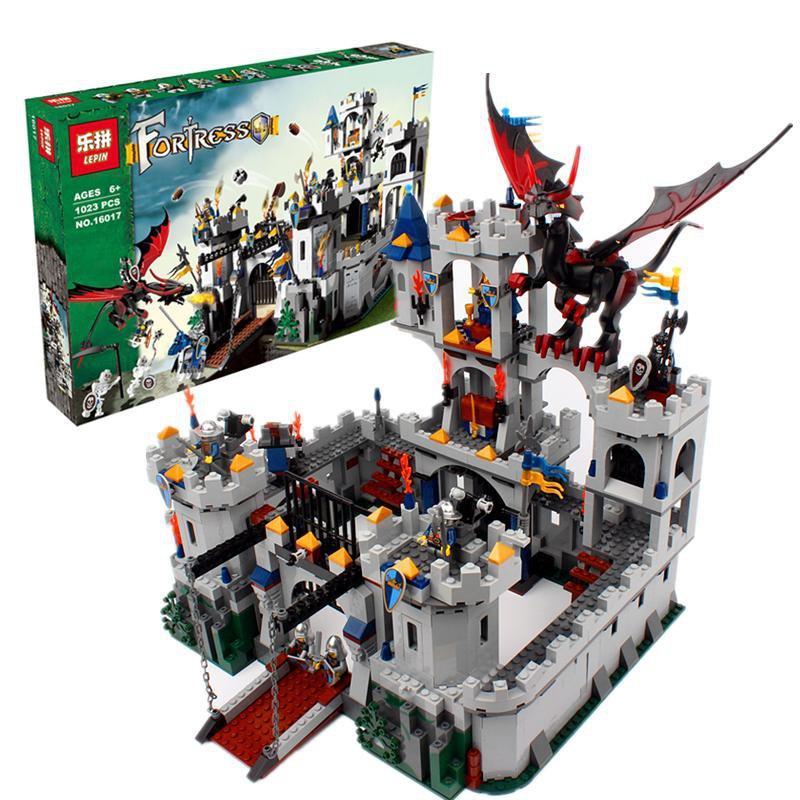 Kings Castle Siege Compatible 7094 Lp 16017