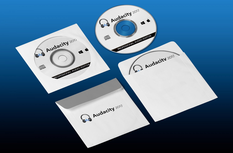 Audacity 2017 - Pro Audio Editor and Recorder - WINDOWS PC