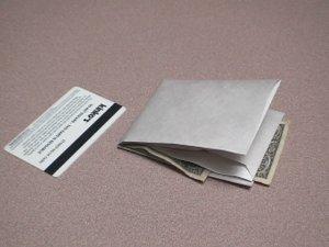 Ultra Thin Billfold Wallet (50-pack)