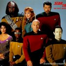 Autographed Star Trek Next Generation Photo