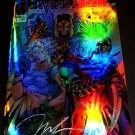 DIVINE RIGHT signed by Jim Lee