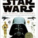 Autographed STAR WARS Visual dictionary