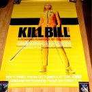 KILL BILL Bus Shelter Poster