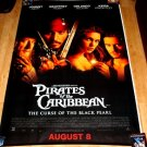 PIRATES OF THE CARIBBEAN Bus Shelter Poster