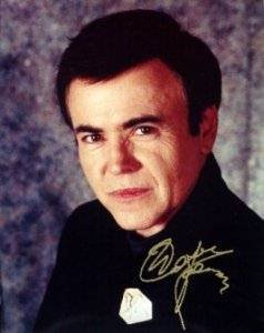 BABYLON 5 Autographed BESTER colour 10 x 8 photo