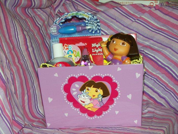 Dora Gift basket