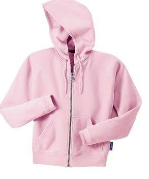 Ladies Sport-Tek Fleece Full Zip Hooded Sweatshirt