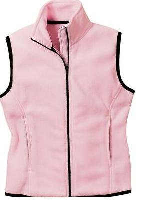 Ladies R-Tek Fleece Full Zip Vest by Port Authority- Plus Sized