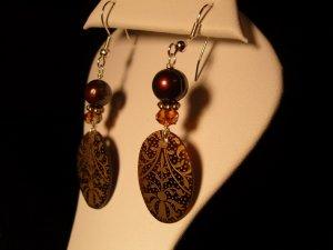 Feast of Pearls earrings