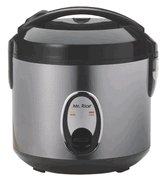 6 Cups Rice Cooker with Stainless Body    SC--1201S