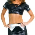 3 Piece Galaxy Stewardess Costume
