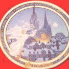 1991 Silent Night Christmas plate Royal Windsor Jack Woodson porcelain china, box