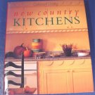 New Country Kitchens Country Living book Rebecca Sawyer-Fay 1995 designs collectibles kitchen style