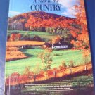 Roy Reiman colorful pictorial tour 1990 A Year in the Country book HB scenic third edition