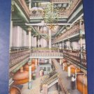 Anheuser Busch brew house 1930s Curt Teich postcard King of bottled beer Budweiser brewery St. Louis