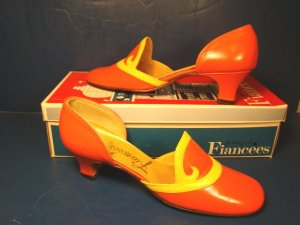 60s Platform Shoes - Only Good Pictures