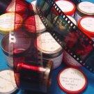 Health Respiration 11 rolls Filmstrip 35mm school educational celluloid projector film 1950s movies