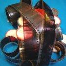 Heat Light 8 rolls Filmstrip 35mm school educational celluloid projector film 50s 60s 35 mm movies