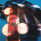 Water Rain 7 rolls Filmstrip 35mm school educational celluloid projector film 50s 60s 35 mm movie