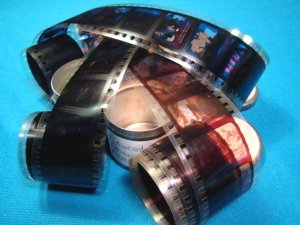 Democracy Independence 4 rolls Filmstrip 35mm school education celluloid projector film 40s movie