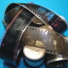 Rubber Lumber 5 rolls Filmstrip 35mm school education celluloid projector film 50s 35 mm movie