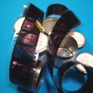 Citizenship Freedom 4 rolls Filmstrip 35mm school education celluloid projector film 50s 35 mm movie