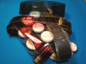 Food Health Nutrition 11 rolls Filmstrip 35mm school celluloid projector film strip 1960s movie