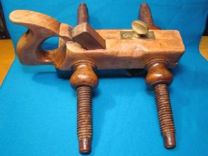 Antique Ohio Tool Co. no. 97 wood working plow plane early woodworking carpenters hand plane 1900s