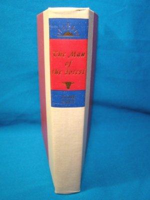 Zane Grey The Man of the Forest book Walter J. Black western fiction novel