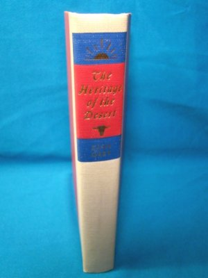 Zane Grey Heritage of the Desert book Walter J. Black western fiction novel