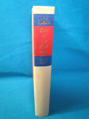 Zane Grey Code of the West book Walter J. Black western fiction novel