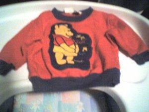 12M Winnie Pooh Shirt